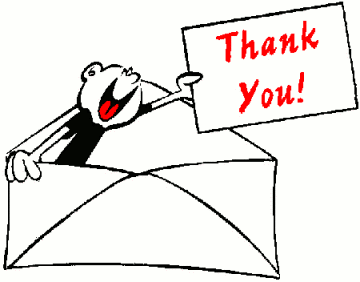 Thanks Clipart Animated.