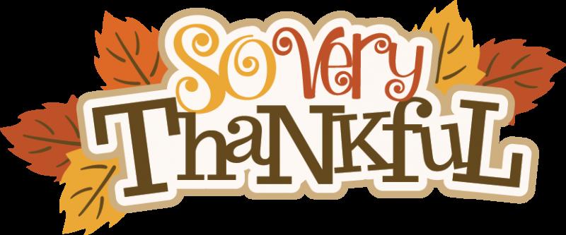 Thanksgiving PNG Transparent Images.
