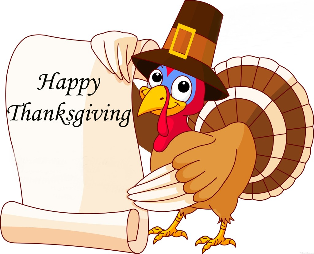 Thanksgiving Turkey Clipart Pictures.