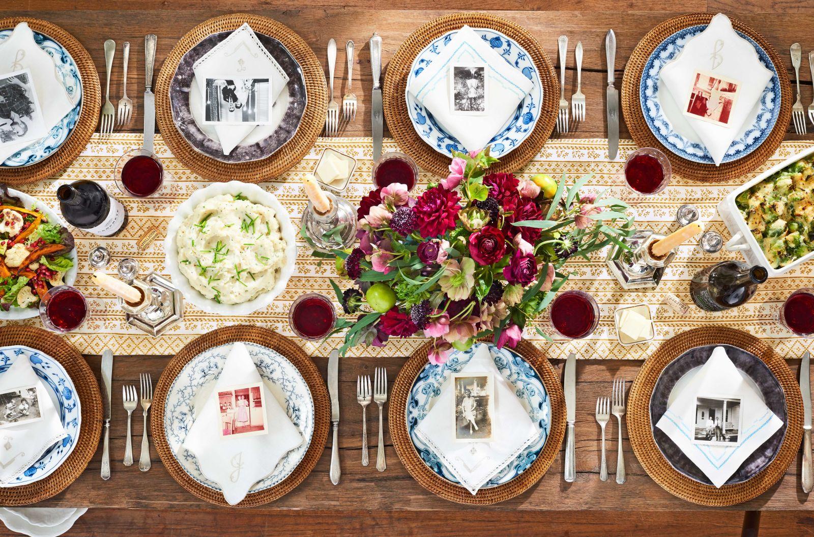 2016 Thanksgiving Dinner Ideas.