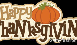 Thanksgiving 2017 clipart 6 » Clipart Station.
