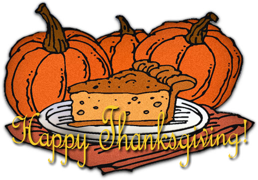free animated clipart happy thanksgiving #10