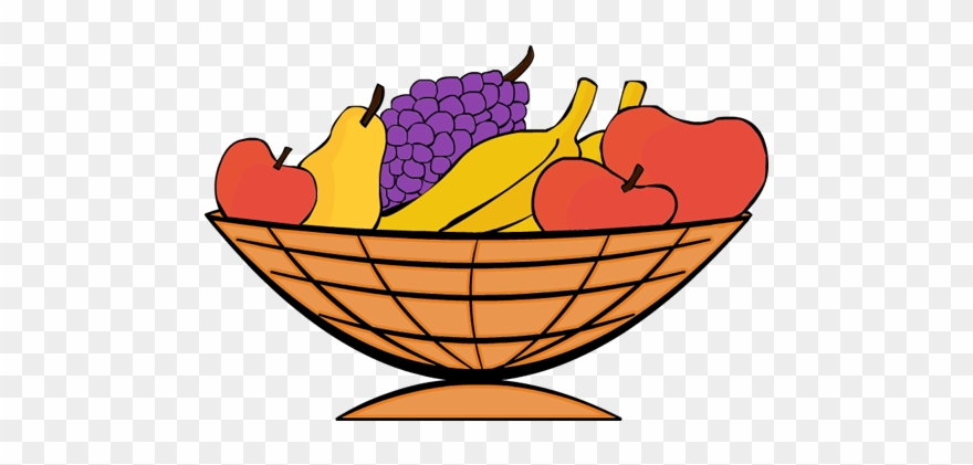Thanksgiving Baskets Clipart.