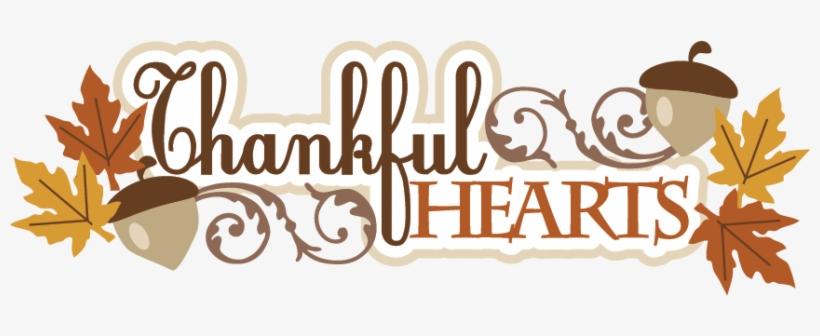 Thanksgiving Thankful Clipart.