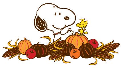Animated thanksgiving break clipart.