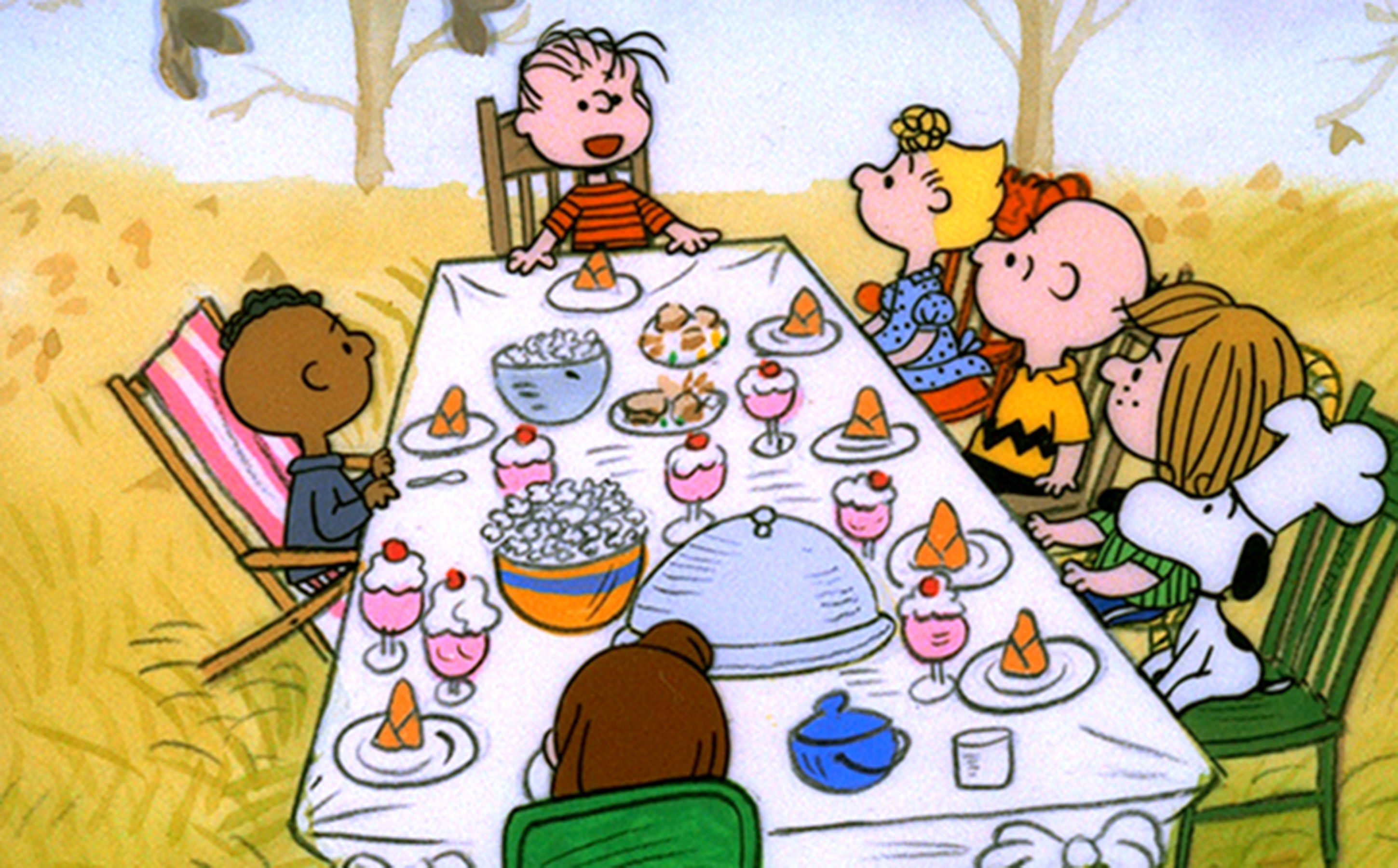 A Charlie Brown Thanksgiving: When and where to watch this.
