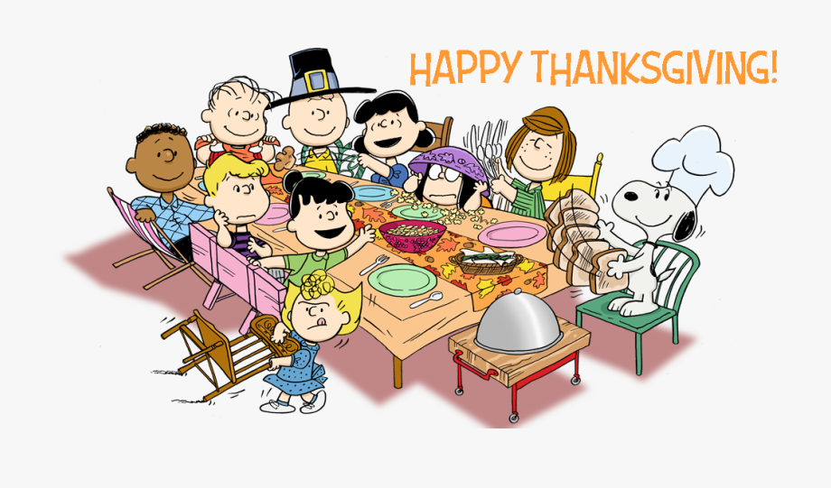 Thanksgiving Charlie Brown.