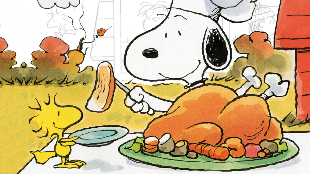 A Charlie Brown Thanksgiving…Lunch Anyone?.