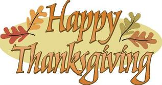Free Happy Thanksgiving Clip Art & Look At Clip Art Images.