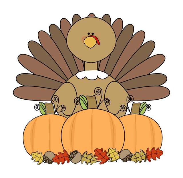 Free Thanksgiving Clip Art Images.