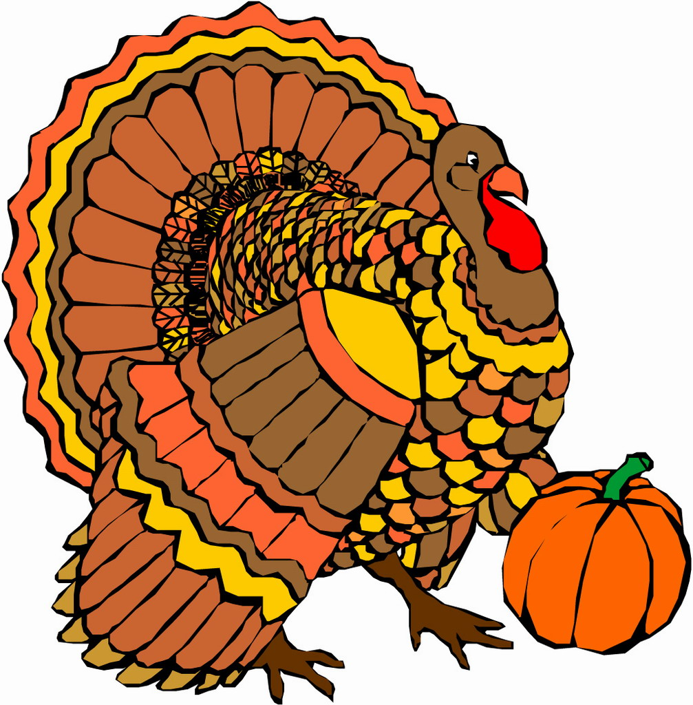 Happy Thanksgiving Turkey Wallpaper.
