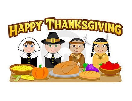 Happy Thanksgiving Wallpaper.