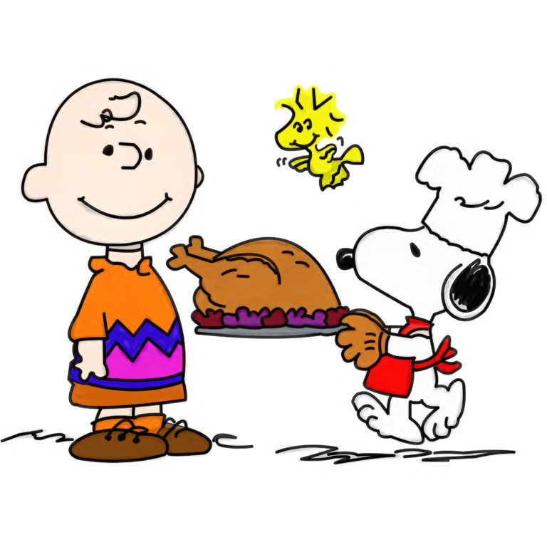 Happy Thanksgiving Clipart 2018.