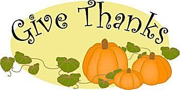 Hundreds of Free Thanksgiving Clip Art Images.