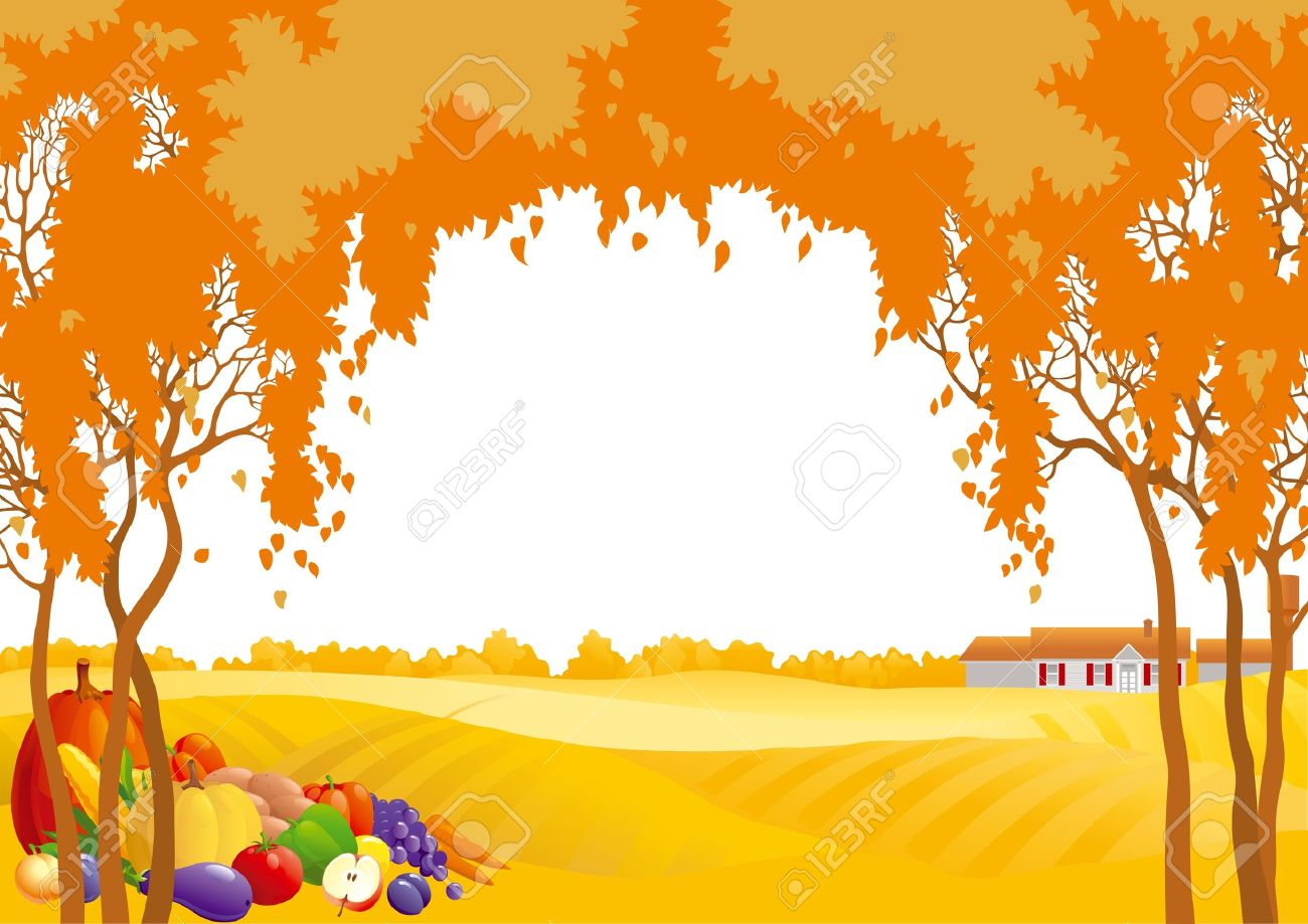 Thanksgiving Background Clipart.