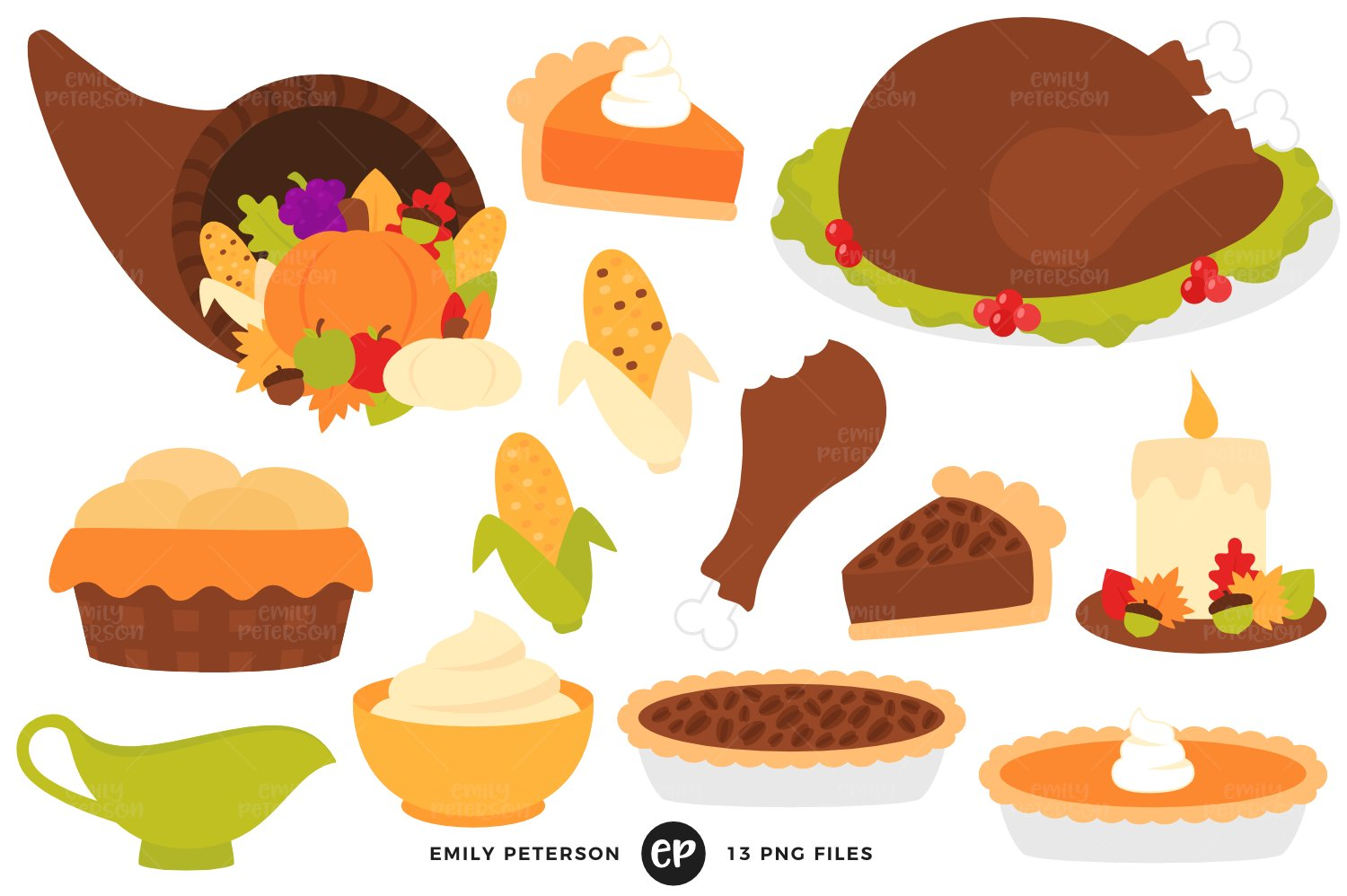 Food clipart thanksgiving, Food thanksgiving Transparent.
