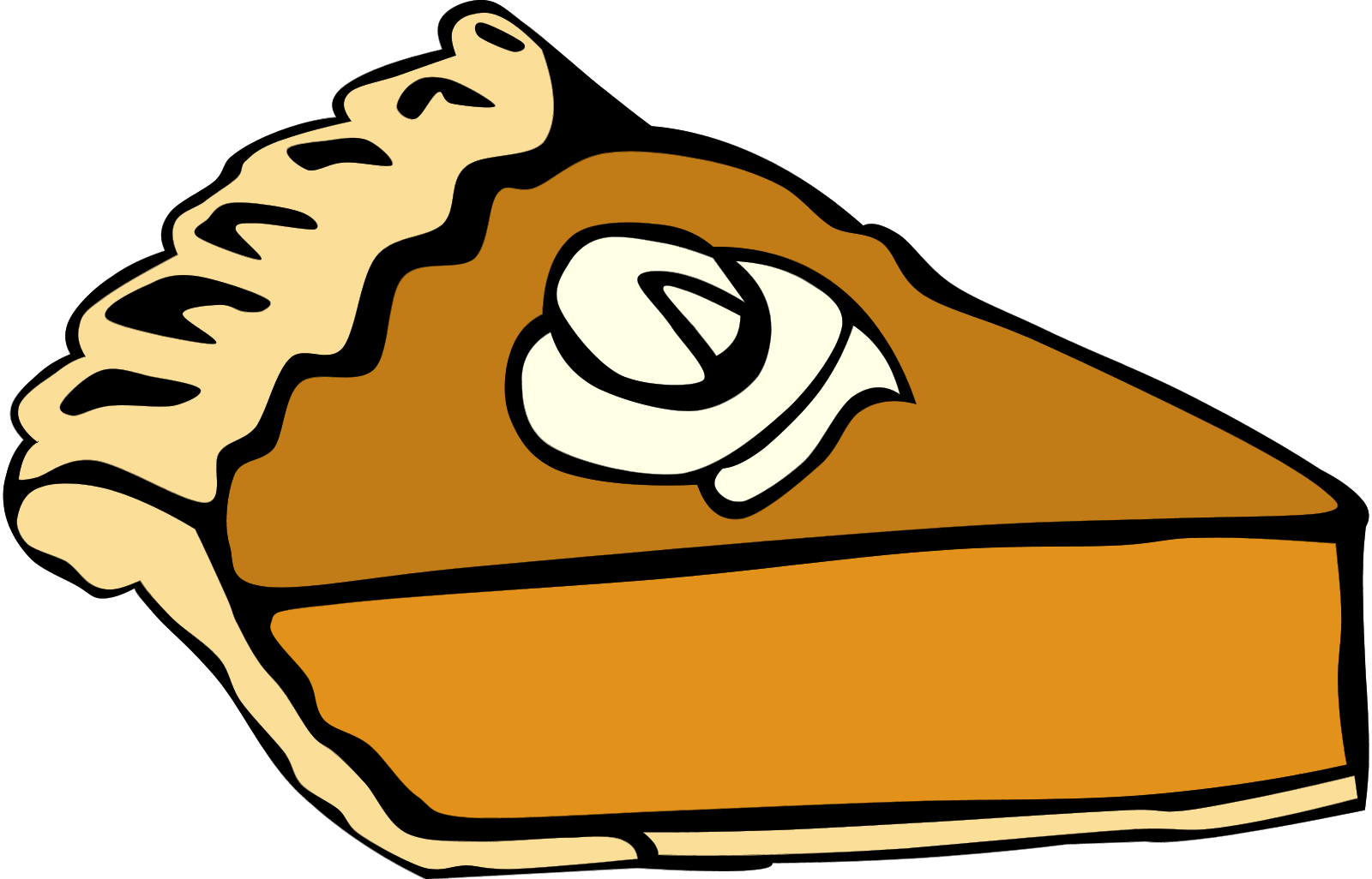 Clipart Thanksgiving Food.