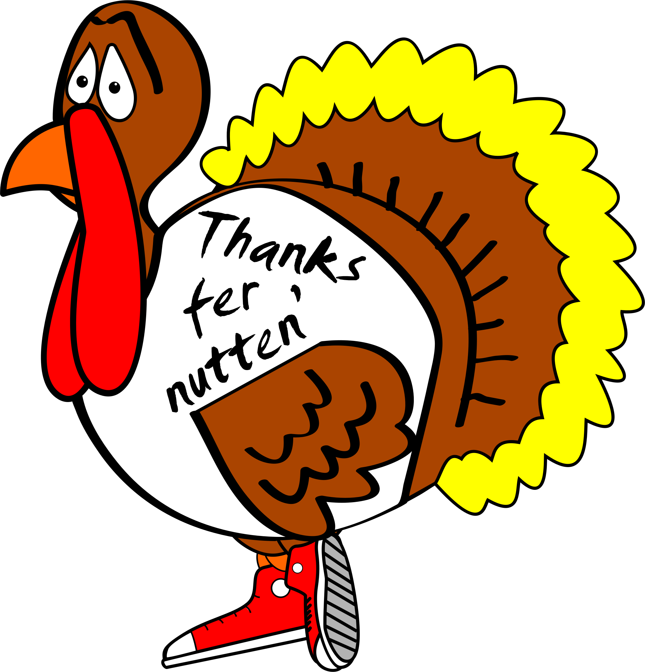 Library of funny turkey thanksgiving clip stock png files.