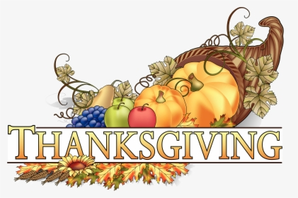 Cornucopia Thanksgiving Clip Art Cliparts Transparent.