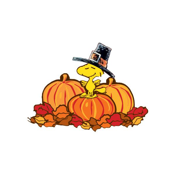 Peanuts Thanksgiving Clipart.