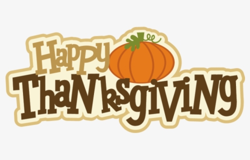 Free Happy Thanksgiving Clip Art with No Background.