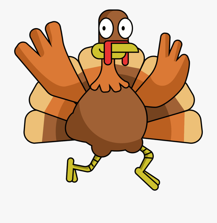 Happy Thanksgiving Clipart.