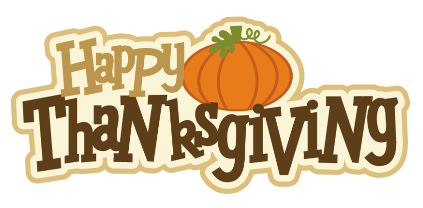 Happy Thanksgiving Clip Art 2019 Images Photos Pictures Pics.