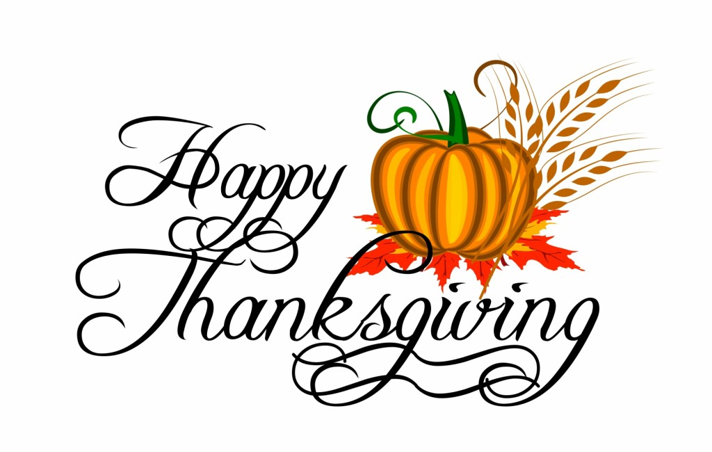 60+ Thanksgiving Day Clip Art.