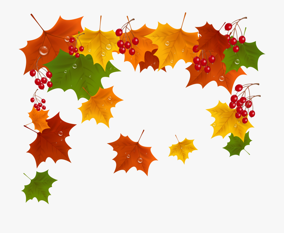 Thanksgiving Decorations Clipart #1344136.