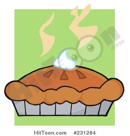 Thanksgiving Dessert Clipart #1.