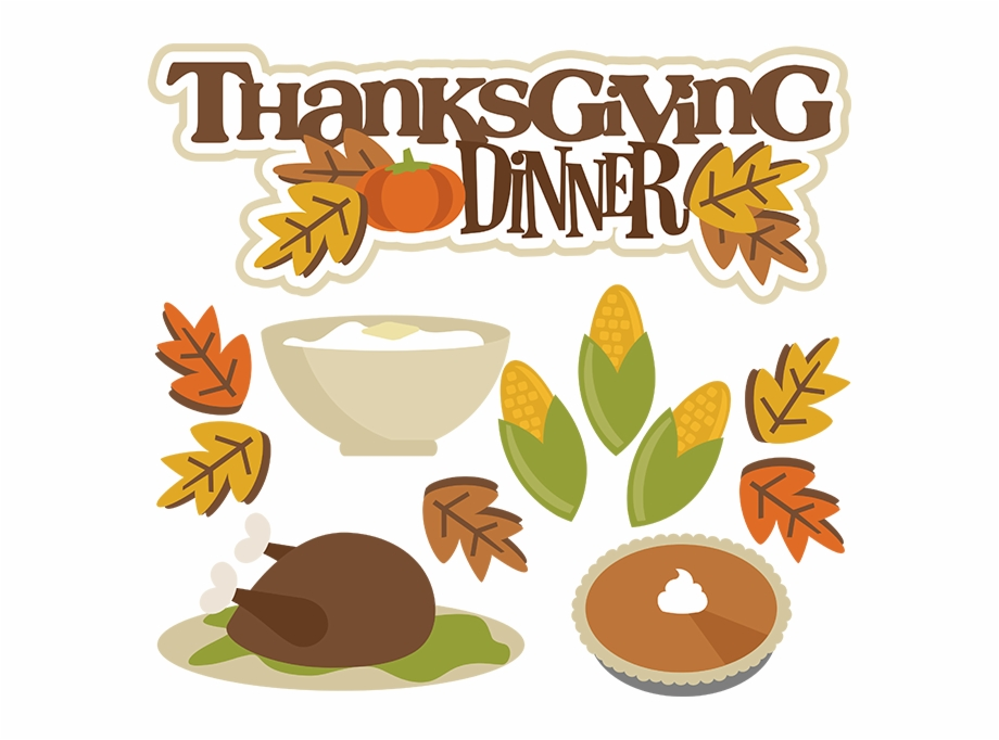 Thanksgiving Dinner Svg Turkey Svg Thanksgiving Svgs.