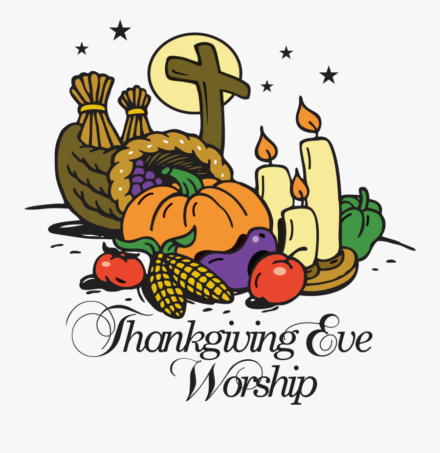 "Community Thanksgiving Service Clip Art €"" Happy Easter."