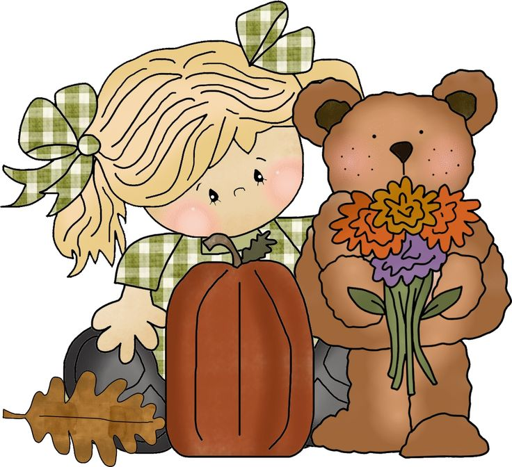 Free Thanksgiving Bear Cliparts, Download Free Clip Art.