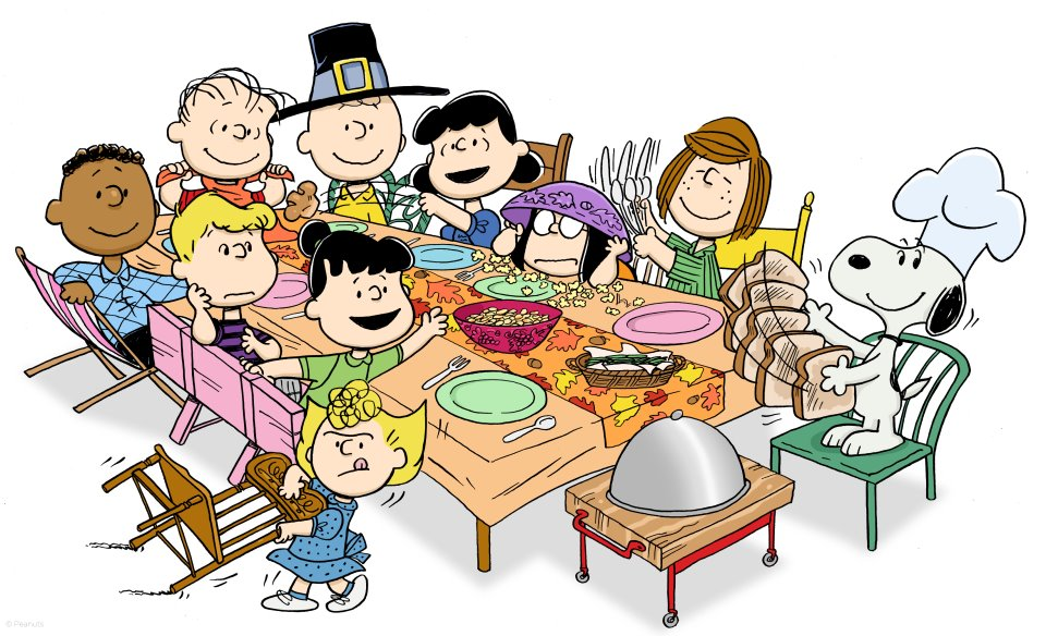 Thanksgiving clip art thanksgiving feast.