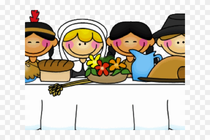 Thanksgiving Clipart Celebration.