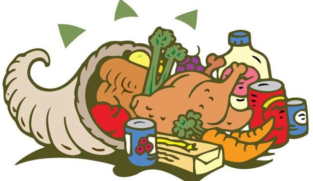 Similiar Thanksgiving Food Basket Clip Art Keywords.