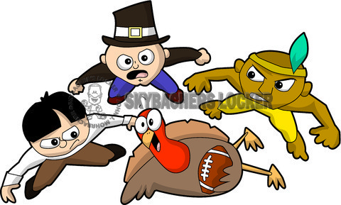 Turkey Football Rumble.