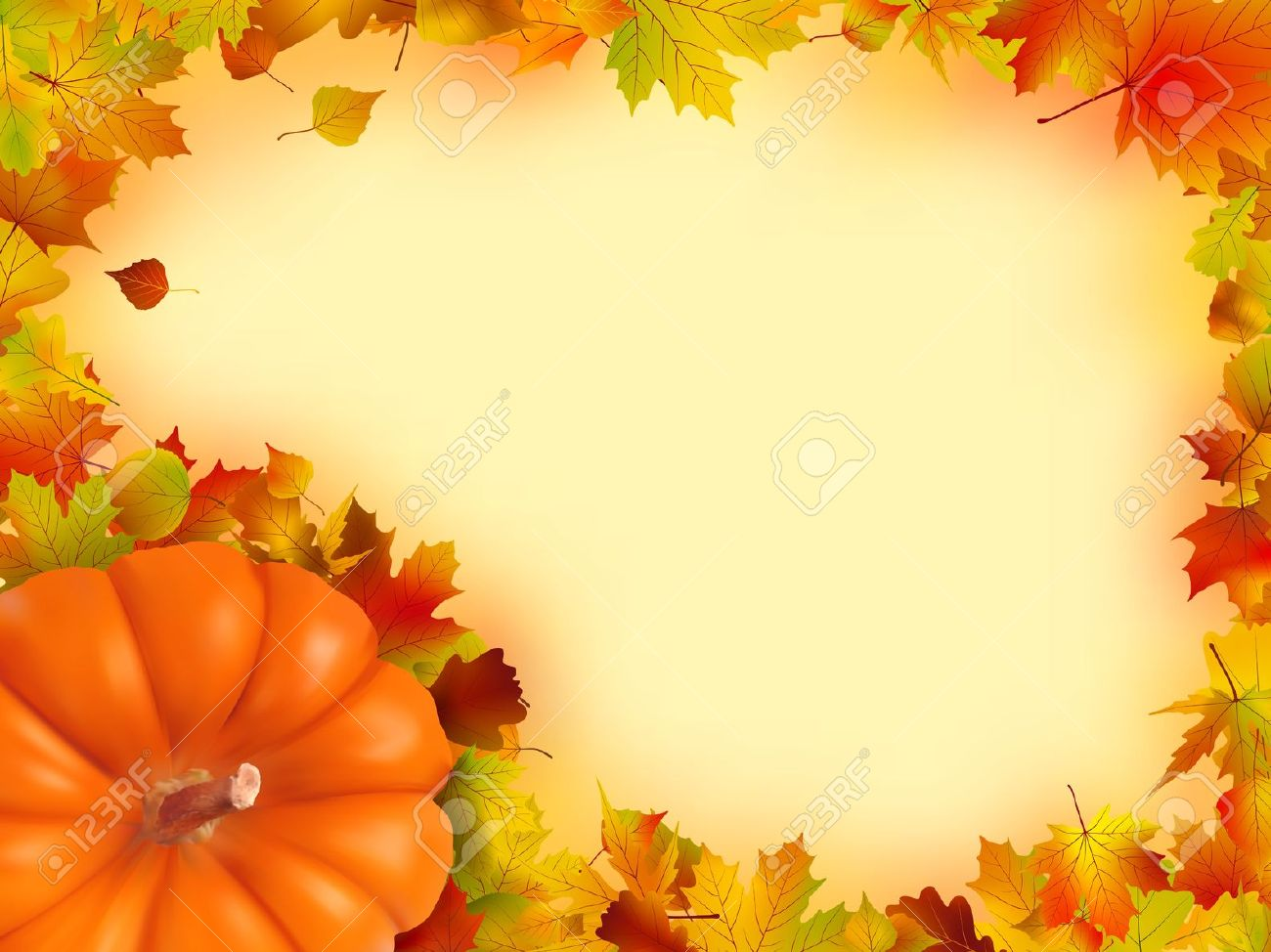thanksgiving frame clipart - Clipground