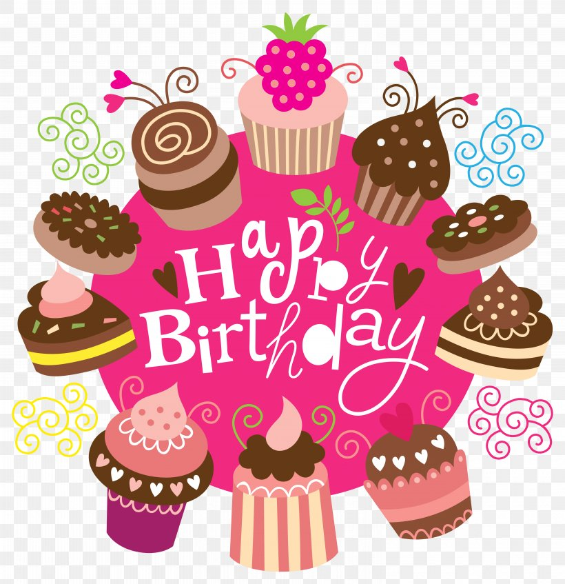 Birthday Cake Graphics Clip Art, PNG, 6060x6265px, Birthday.
