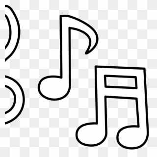Free PNG Note De Musique Clip Art Download.
