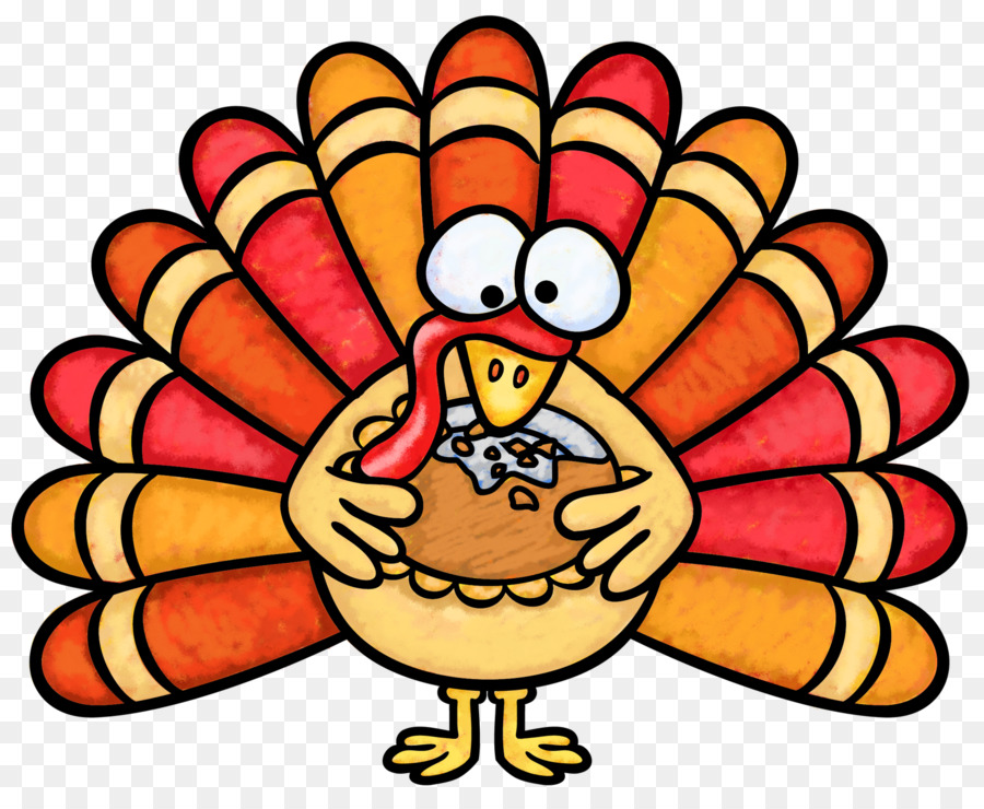 Thanksgiving Day Food Background png download.