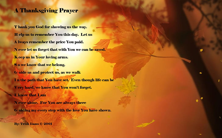 Christian prayer Thanksgiving Blessing , Catholic Prayer s.