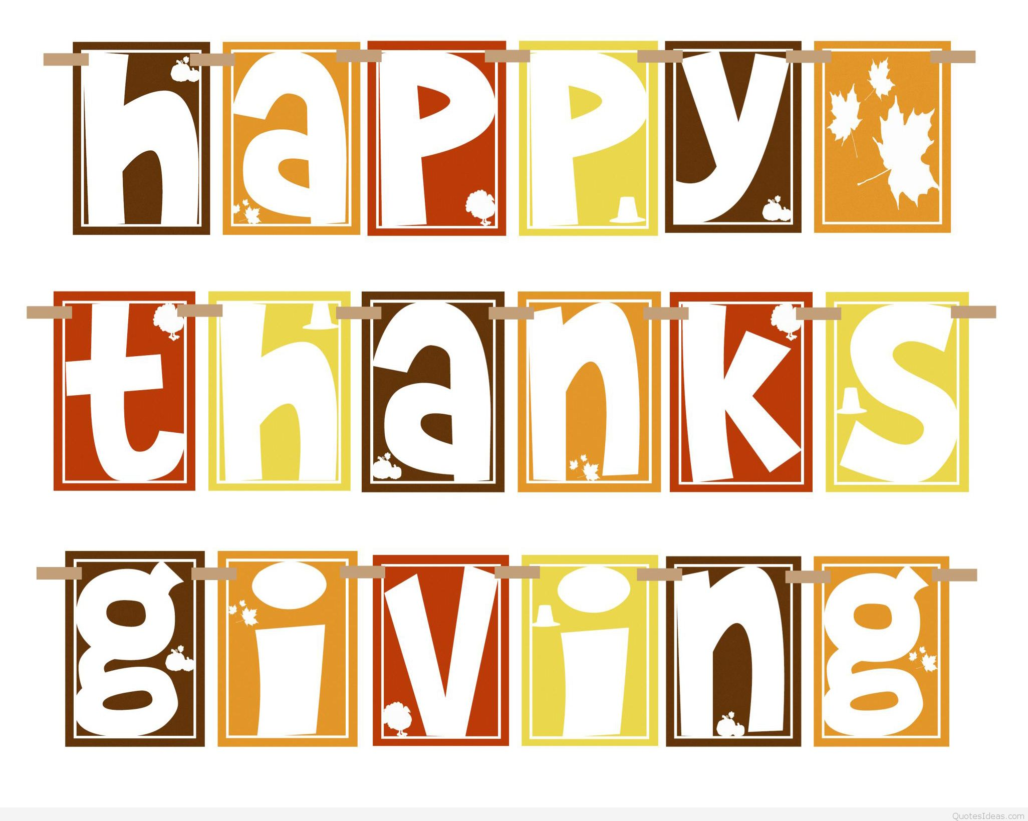 Quotes Happy Thanksgiving pictures sayings and wallpapers.