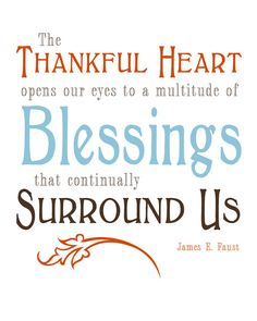 Thanksgiving Quotes Clipart.