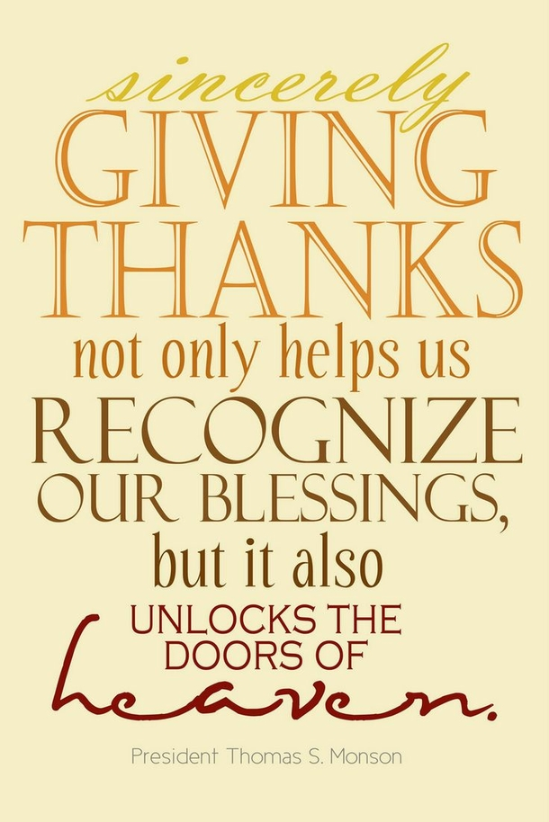 thanksgiving quotes and sayings 8.