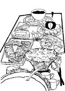 Similiar Black And White Thanksgiving Food Keywords.