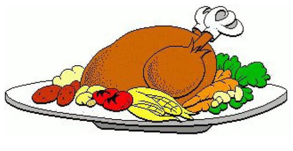 Free Picture Of Turkey Dinner, Download Free Clip Art, Free.