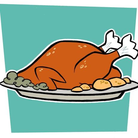 Turkey Dinner Clipart Tpnrete.