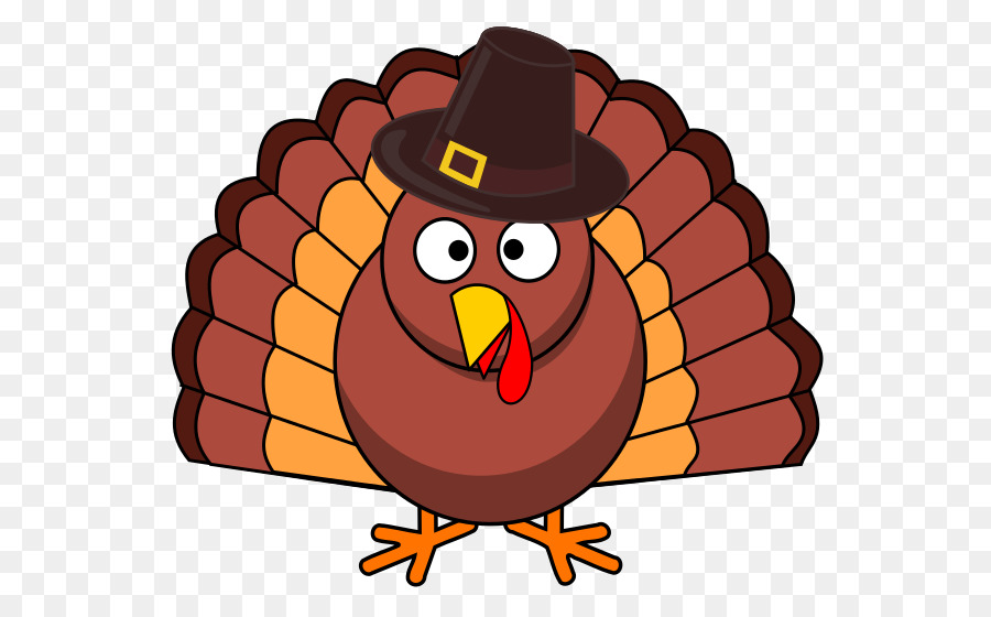 Turkey Thanksgiving Cartoon clipart.