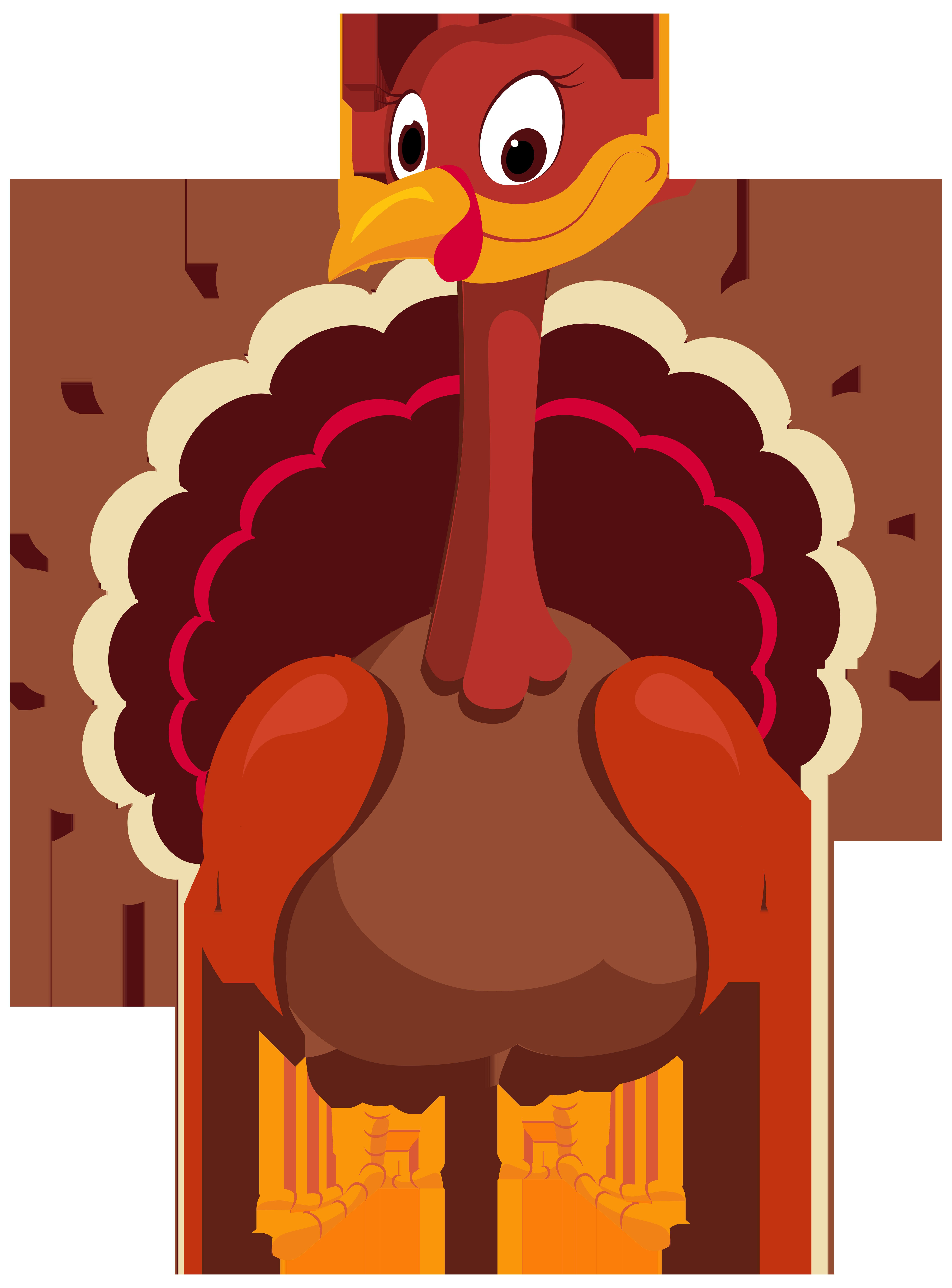 Turkey PNG Clip Art Image.